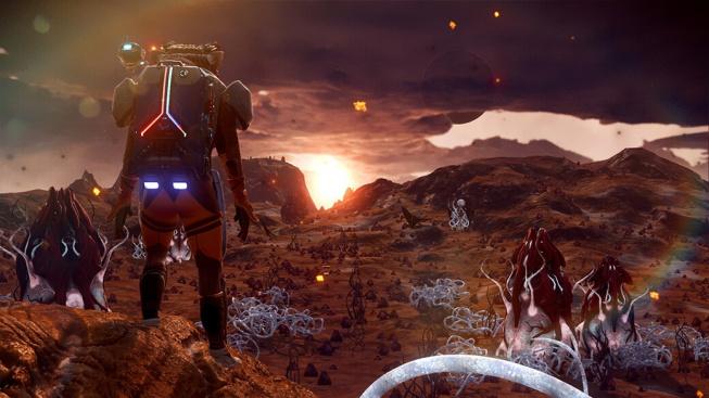 Olbřímí update No Man's Sky vylepšuje snad každý aspekt a přidává miliony planet