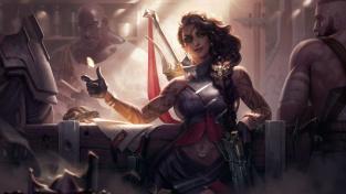 League of Legends šampionka Samira dostala oslabení den po vydání