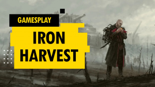 GamesPlay – hrajeme strategii Iron Harvest