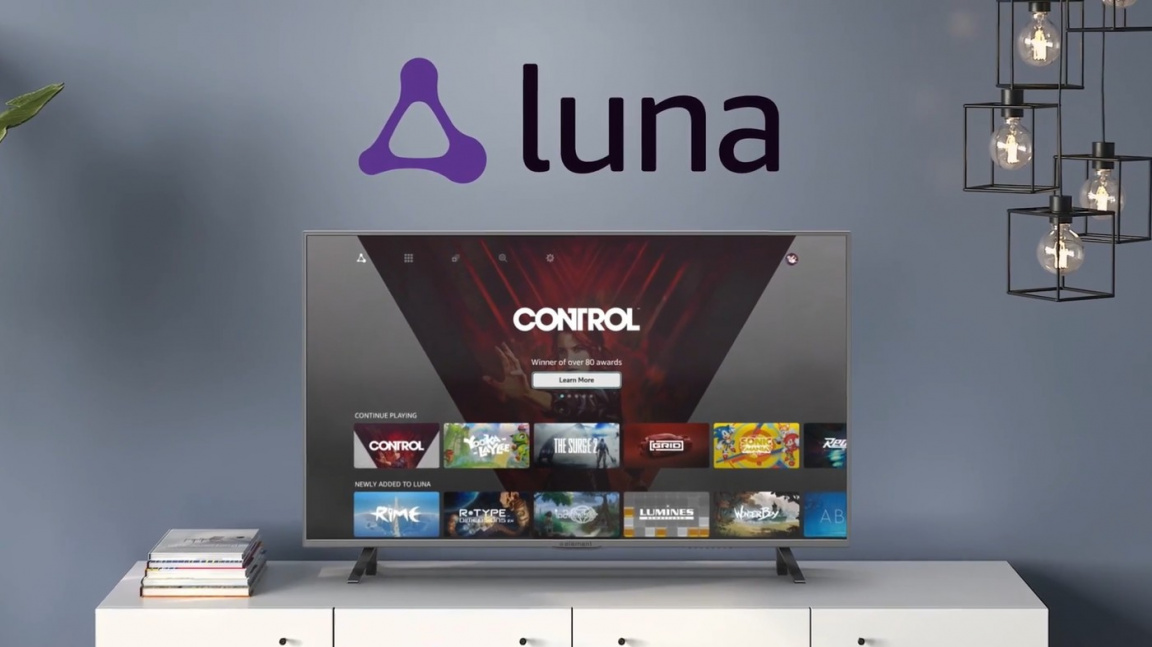 Amazon představil cloudovou službu Luna – konkurenci Stadie, xCloudu a GeForce Now