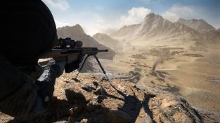 Ve Sniper Ghost Warrior Contracts 2 budete zabíjet klidně z 1,5 kilometru