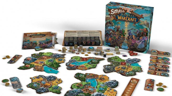 Deskovka Small World of Warcraft – jak dopadlo spojení skvělé hry se skvělým světem?