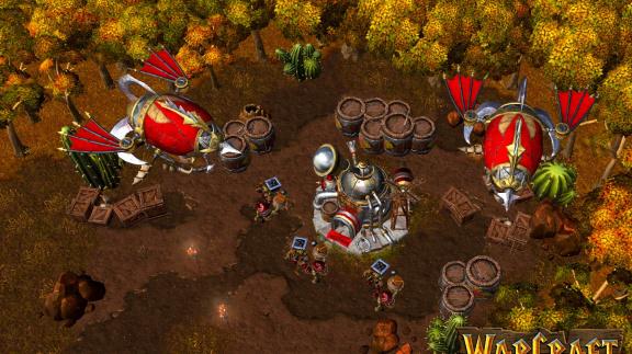 Fanoušci vytváří remake Warcraft II v enginu Warcraft III: Reforged
