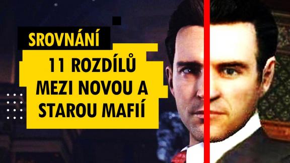 V čem se liší Mafia: Definitive Edition od své předlohy?