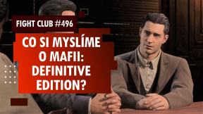 Fight Club #496 s naším hodnocením Mafia: Definitive Edition