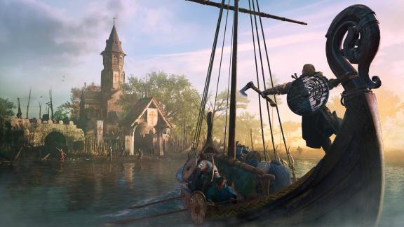 Televizní reklama na Assassin's Creed Valhalla přibližuje vikinský život teenagerům