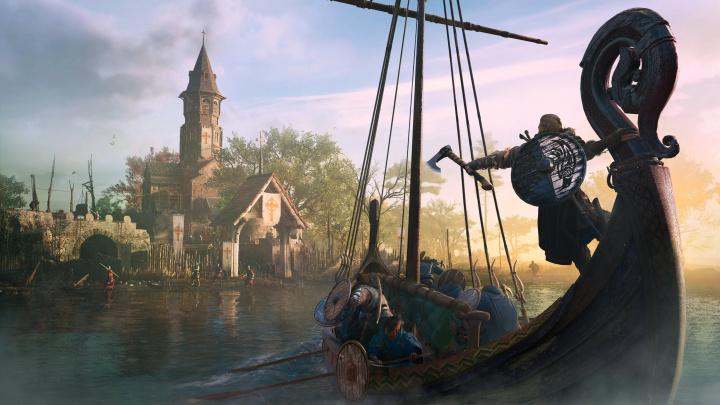 Skvělý Assassin's Creed Valhalla hyzdí roky staré bugy z Origins