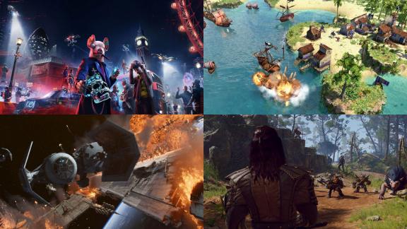 Jaké hry vyjdou v říjnu?