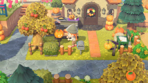 Animal Crossing: New Horizons - Halloween