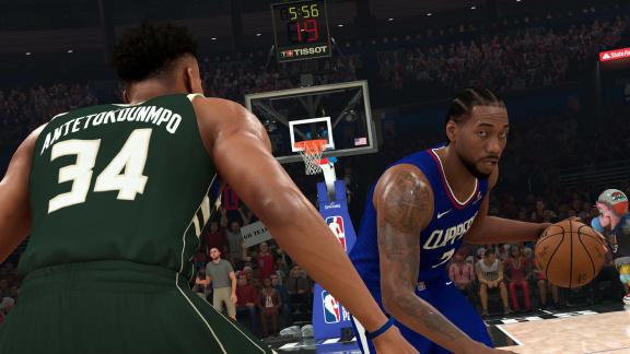 NBA 2K21 – recenze