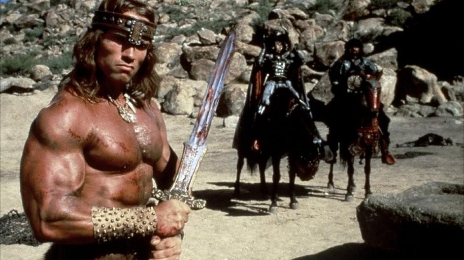 Netflix natočí (nejen) hraný seriál podle Conana