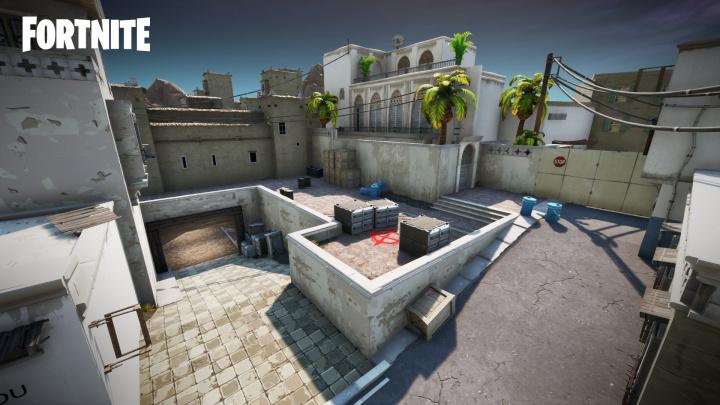 Mapa Dust 2 z CS:GO byla vytvořena v novém Tony Hawk's Pro Skater
