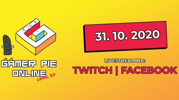 Letošní festival Gamer Pie proběhne pouze online