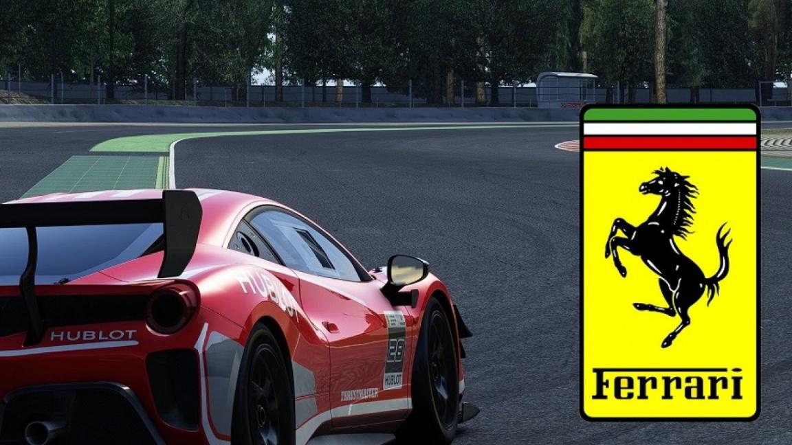 Ferrari má vlastní esportový turnaj v Assetto Corsa