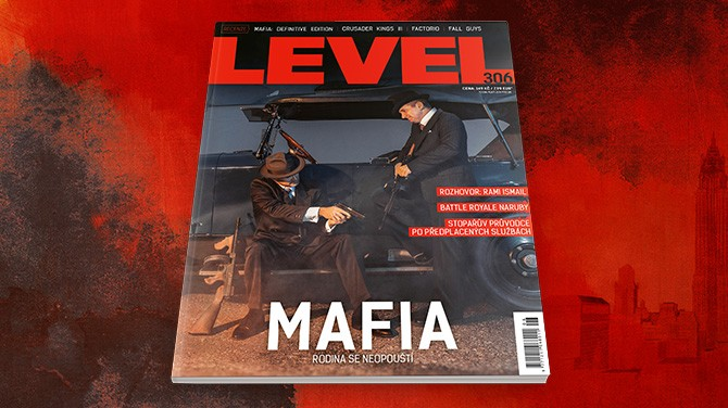 LEVEL #306: Rodina a Level se neopouští!