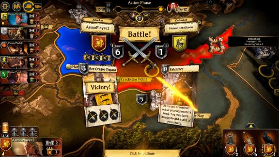 Vyšla digitální adaptace jedné z nejlepších deskovek všech dob – Hry o trůny