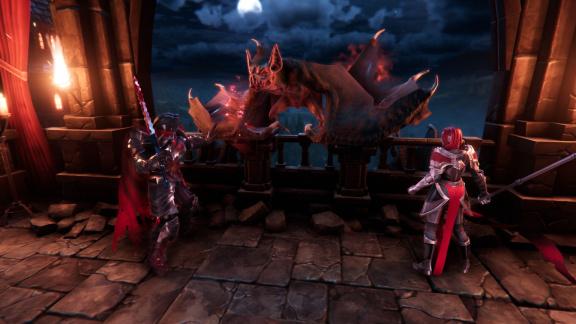 Immortal Realms: Vampire Wars – recenze upírských Heroes