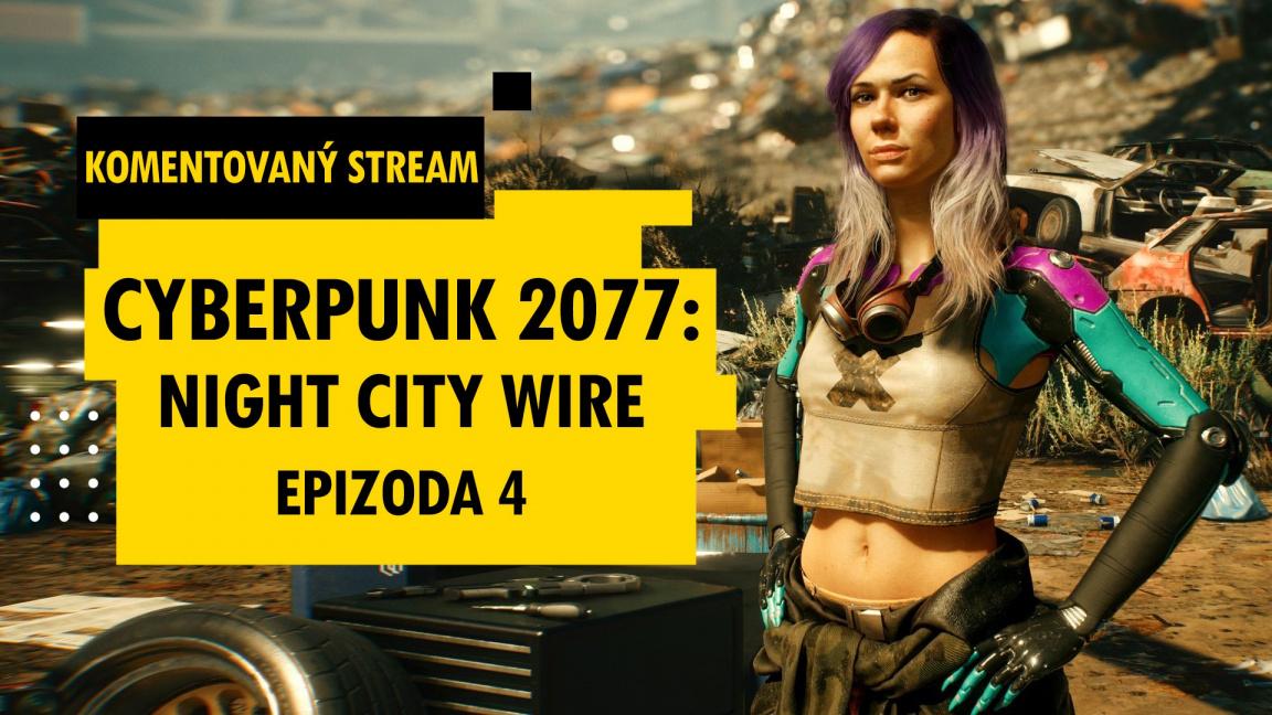 Night City Wire #4 o Cyberpunku 2077