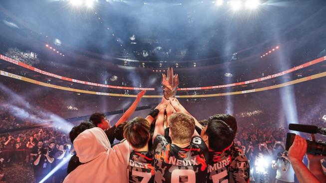San Francisco vyhrává po druhé v řadě Overwatch League Šampionát