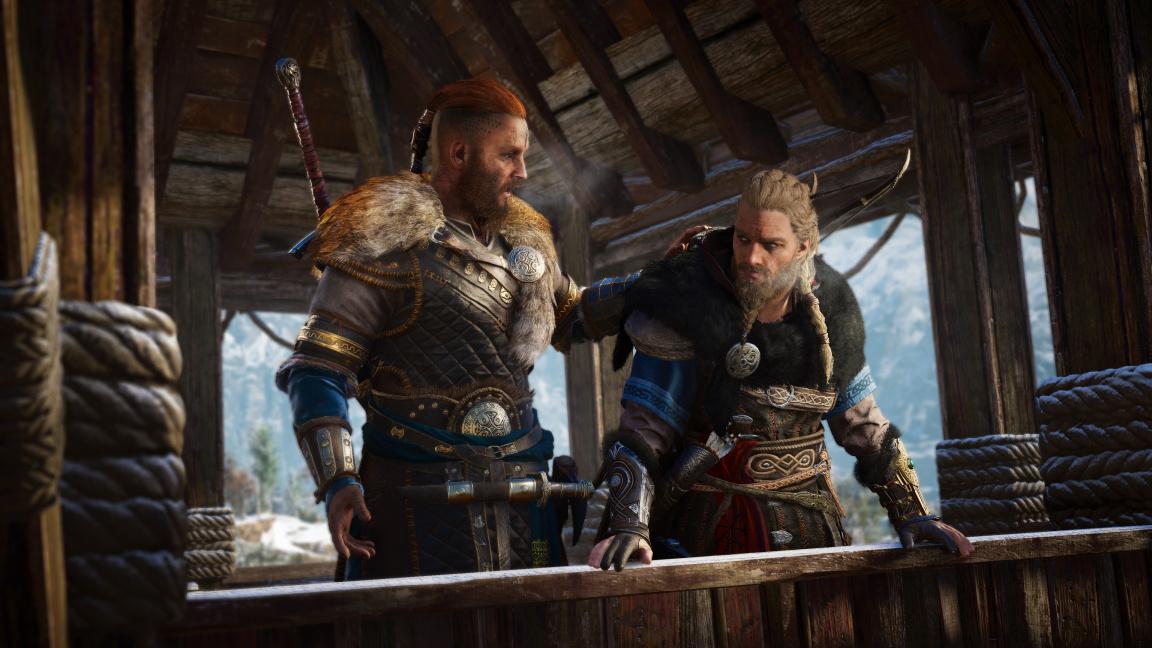 Assassin's Creed Valhalla sama určí, kdy budete hrát za ženu a kdy za muže