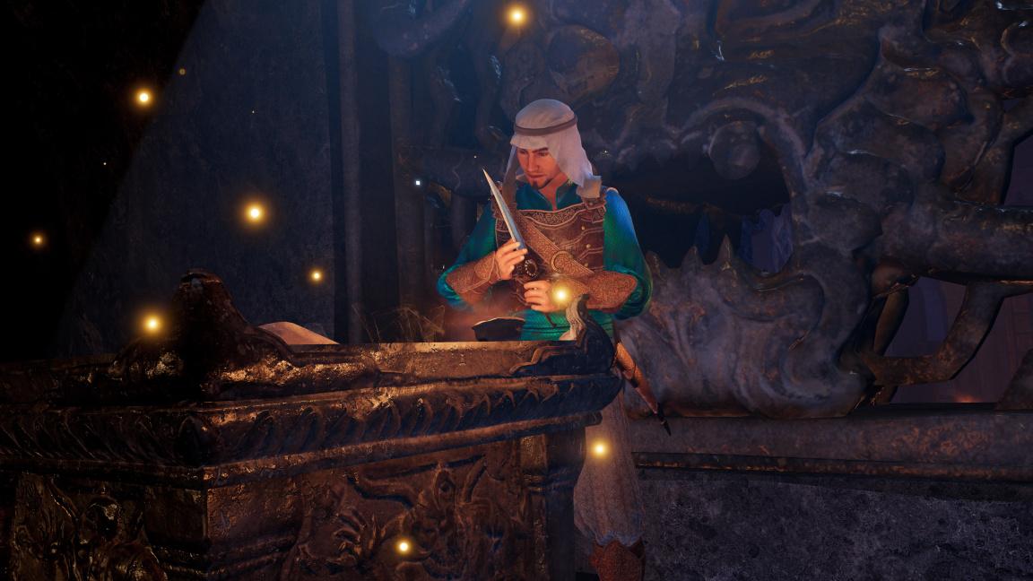Prince of Persia: The Sands of Time Remake možná vyjde i na Switchi a nabídne upgrade na nové konzole