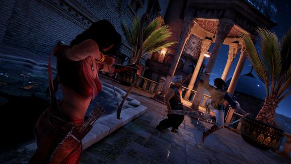 Od remaku Prince of Persia: The Sands of Time nás dělí čtyři měsíce