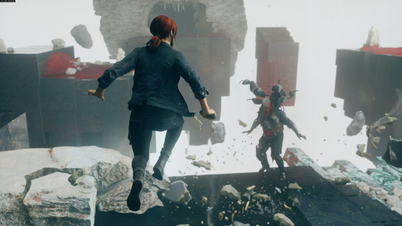 Control: The Foundation & AWE – recenze DLC pro paranormální střílečku