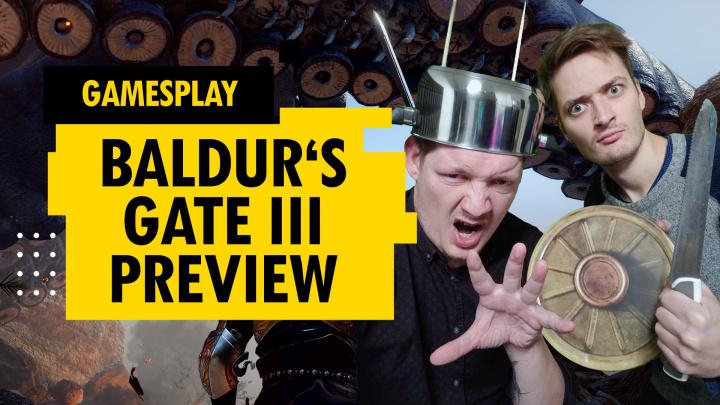 GamesPlay - Baldur's Gate III