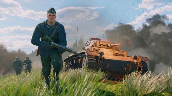 V druhoválečné multiplayerové střílečce Enlisted bojují letadla, tanky a pěchota