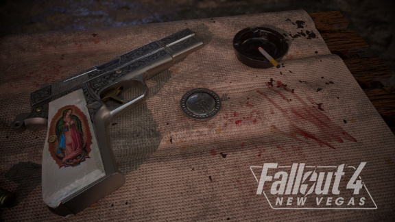 Ambiciózní modifikace Fallout 4: New Vegas se připomíná trailerem