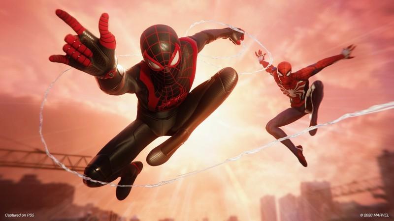 Nové video ukazuje vztah dvou Spider-Manů ze hry Spider-Man: Miles Morales