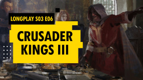 LongPlay - Crusader Kings III - S03E06 - Deus Vult!