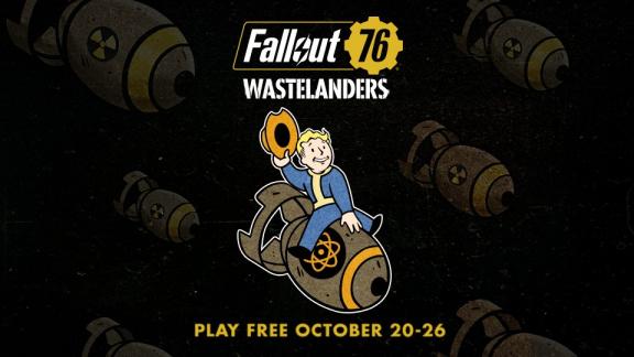Vyzkoušejte Fallout 76 na týden zdarma a pořiďte si ho se slevou