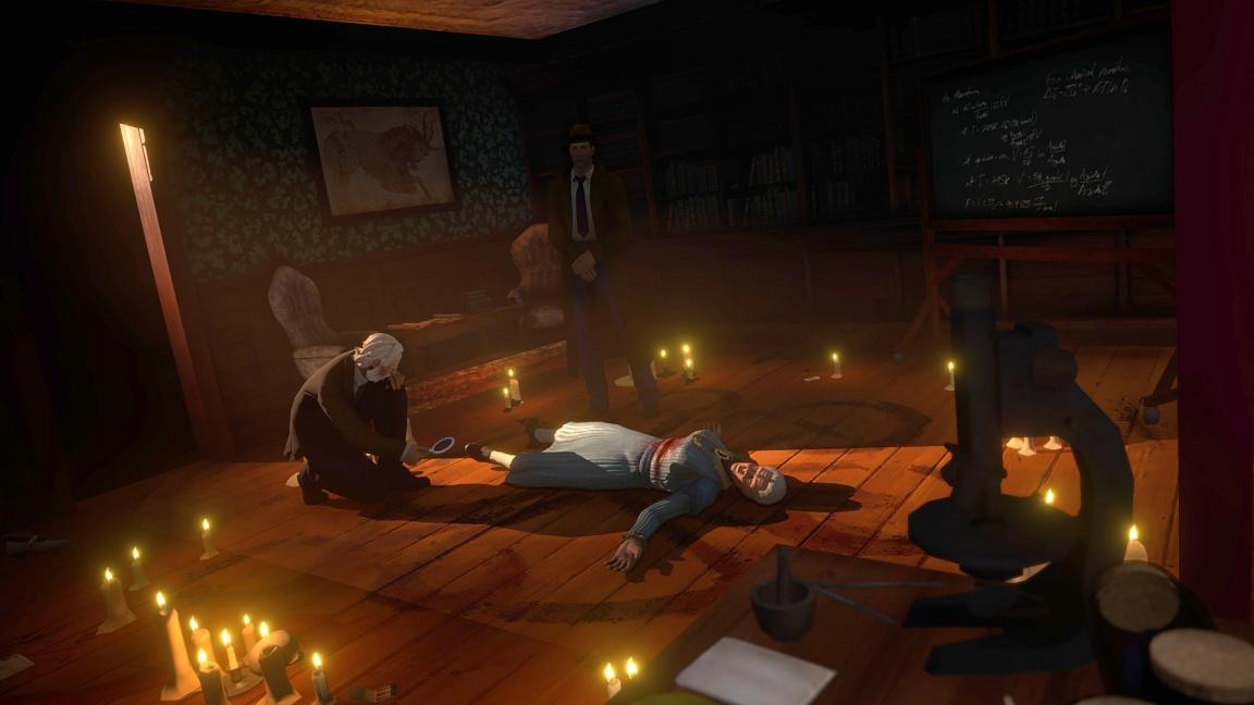 Lovecraftovská detektivka inspirovaná deskovkou? Chystá se Arkham Horror: Mother's Embrace