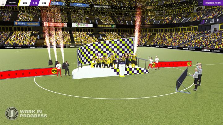 Ve Football Manageru 2021 neexistuje covid. Hra přesto simuluje jeho následky