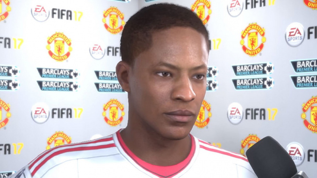 Alex Hunter FIFA