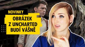 Filmové Uncharted, ale i nechutný Scorn - novinky 43. týdne