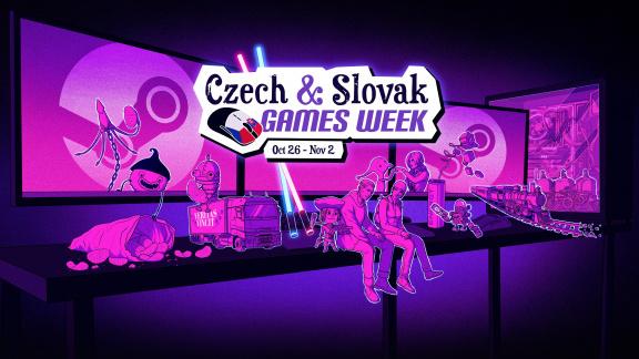 Na Steamu probíhá historicky první slevová akce zaměřená na české a slovenské hry