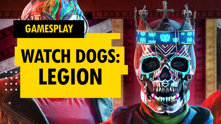 GamesPlay – hackujeme Londýn ve Watch Dogs: Legion