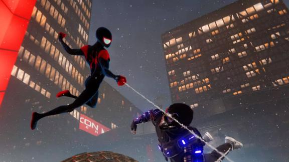Spider-Man: Miles Morales k předobjednávce přibalí oblek z Into the Spider-Verse