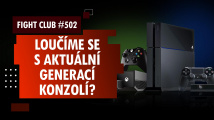 Fight Club #502 před příchodem PlayStation 5 a Xboxu Series X/S