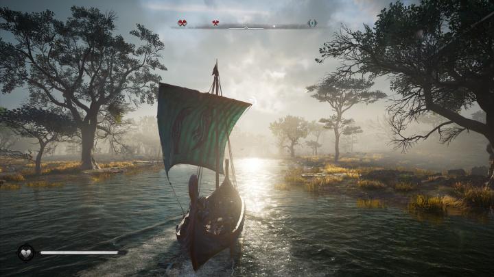 Masivní update Assassin's Creed Valhalla přináší režim říčních nájezdů