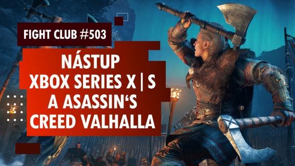 Fight Club #503 o Valhalle a nových Xboxech
