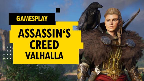 GamesPlay – hrajeme Assassin's Creed Valhalla
