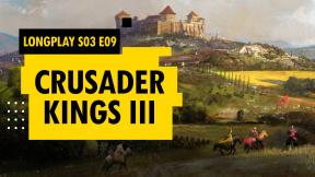 LongPlay - Crusader Kings III S03E09 - Hanba smytá krví!
