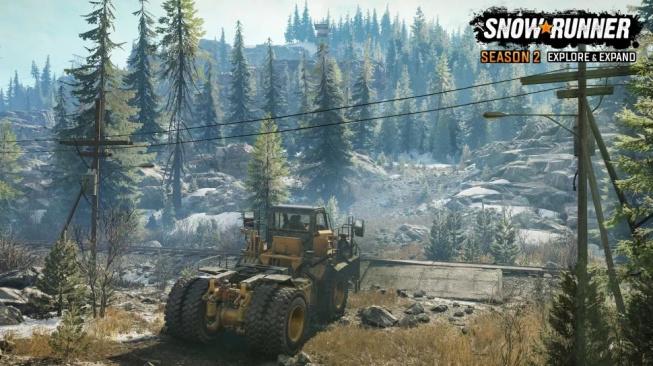 SnowRunner: Season 2 - Explore & Expand