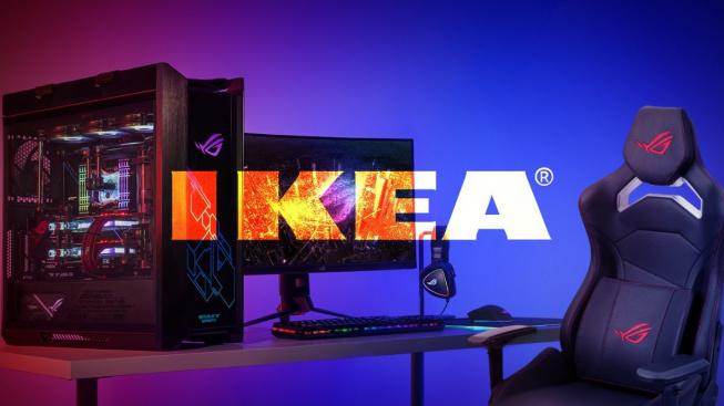 IKEA nabídne herní kolekci nábytku