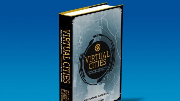 45 herních měst bylo zvěčněno na stránkách atlasu Virtual Cities
