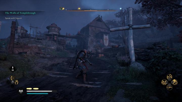 Podivné plenění klášterů v Assassin's Creed Valhalla