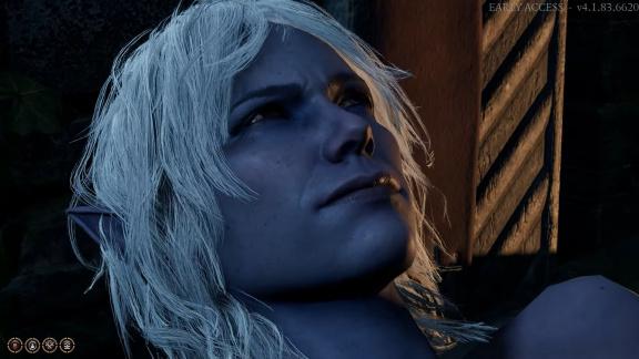 Baldur's Gate III vás za zlé činy odmění velice odvážnou sexuální scénou